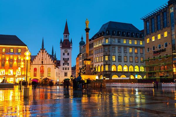 excursiones desde Munich