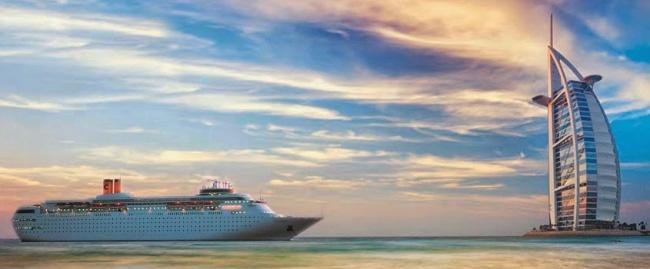 crucero Dubái