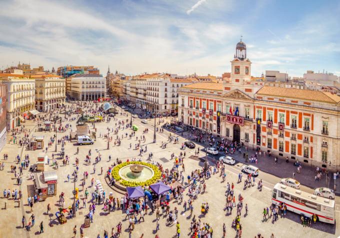 excursión a Madrid en un día