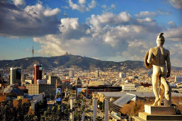 excursion de un día desde Barcelona