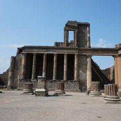 Excursiones a las ruinas de Pompeya