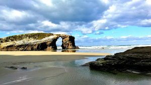excursiones santiago de compostela catedrales playa mar