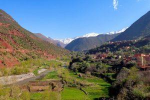 Excursión al Valle del Ourika